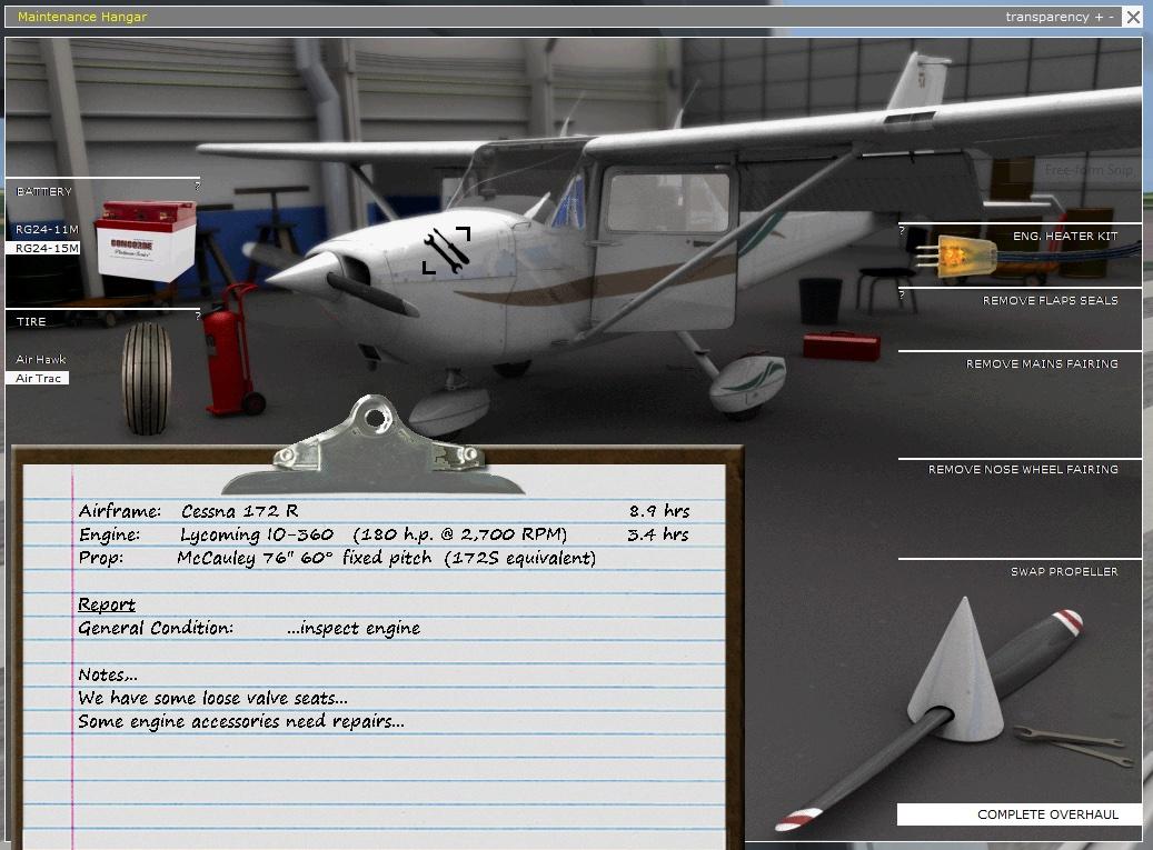 A2A-Cessna-172-Wartung
