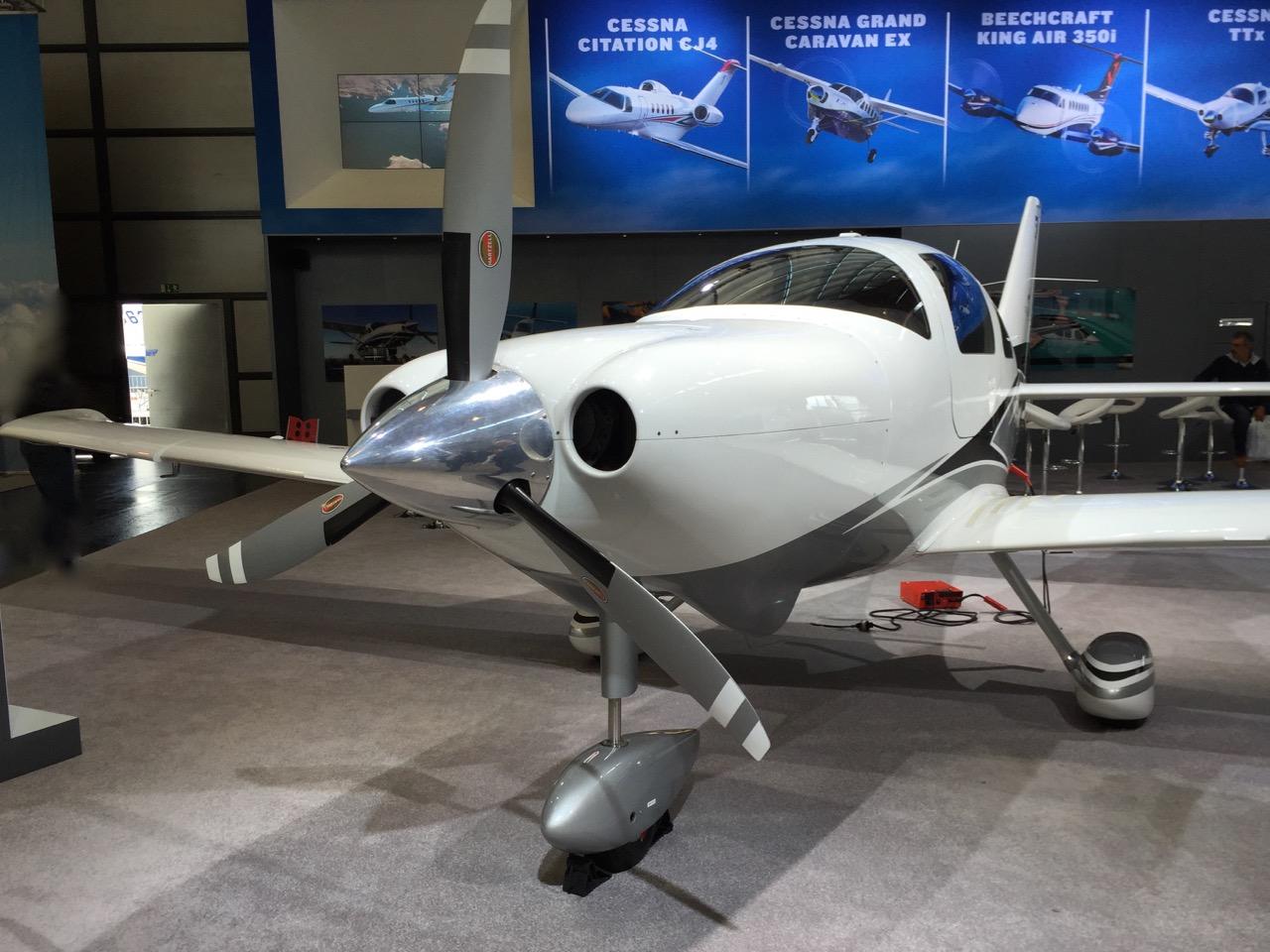 Cessna TTx Corvalis