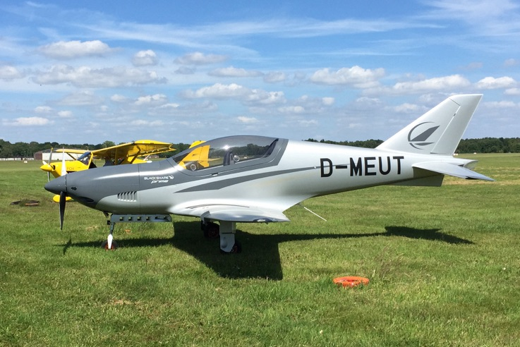 Blackshape Prime Ultraleichtflugzeug