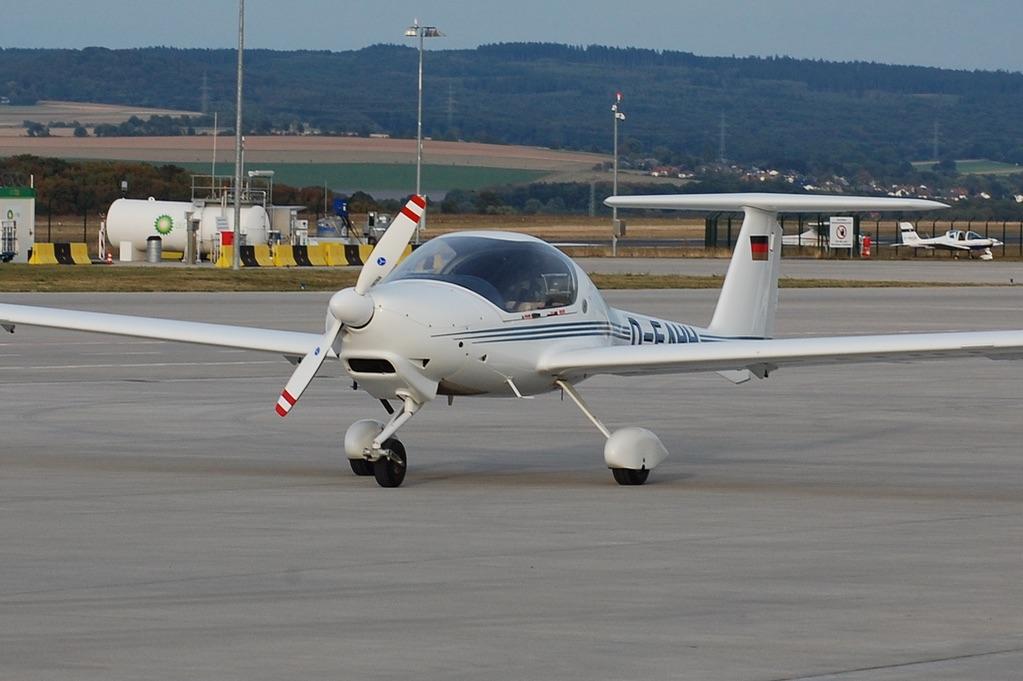 Diamond DA-20 Katana – Pilotenausbildung für Jetfighter!